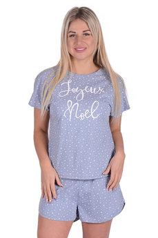 Пижама со звездами Трикотажница